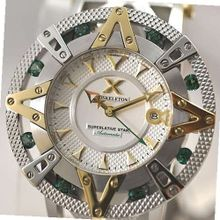 uXOSkeleton XOSKELETON Limited Edition Automatic Superlative Star Green Topaz . Model: 11SPSA1005YSGT