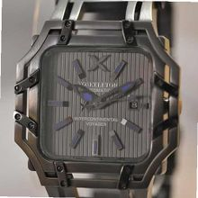 XOSKELETON Limited Edition Automatic Intercontinental Voyager Gun Metal Grey Dial Steel