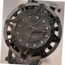 XOSKELETON Limited Edition Automatic Superlative Star Black Sapphire Black IP Steel