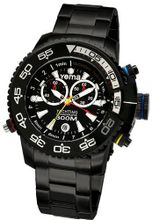 Yema COYMHF0210 Sous Marine Yachting Analog Display Analog Quartz Black