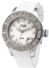 Yema YMHF0409 Sous Marine Lady Analog Display Analog Quartz White