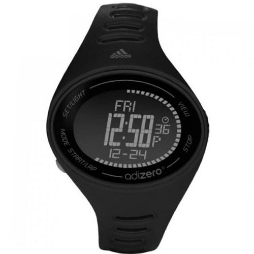 adidas adizero chronograph unisex adp3500 herren frauen. Black Bedroom Furniture Sets. Home Design Ideas