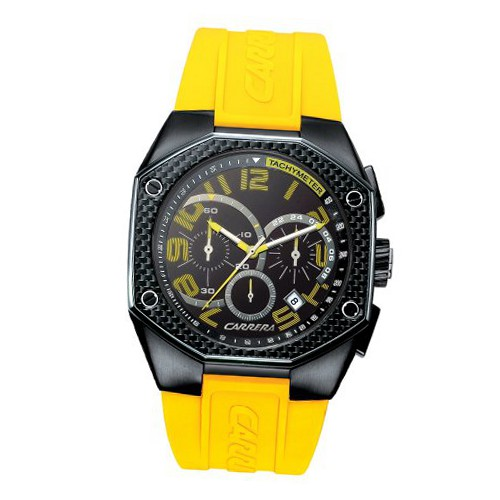 Distinción Problema limpiar  Carrera CW66431.1IK041 Sporty Chronograph Polyurethane, Men - All Watches