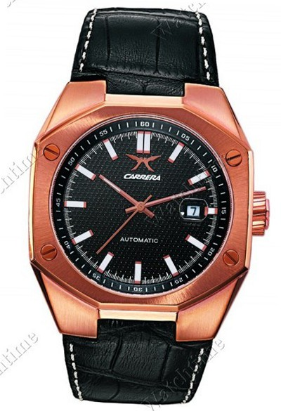 Carrera sprint automatic watch