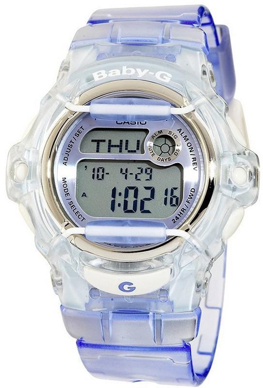 Часы Casio Baby-G BGA-130-1B - cekatopru