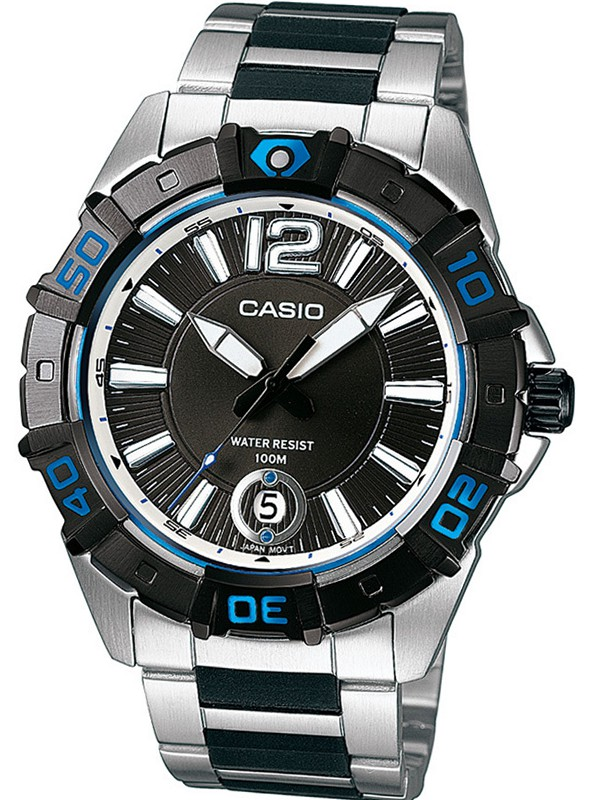 Часы casio water