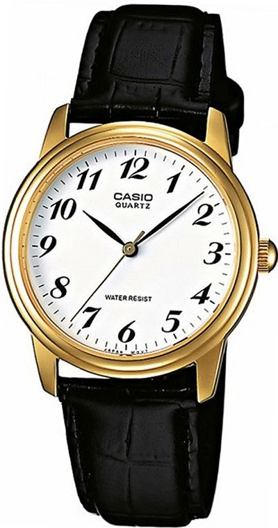 casio quartz water resist 100m - khoahocmobi
