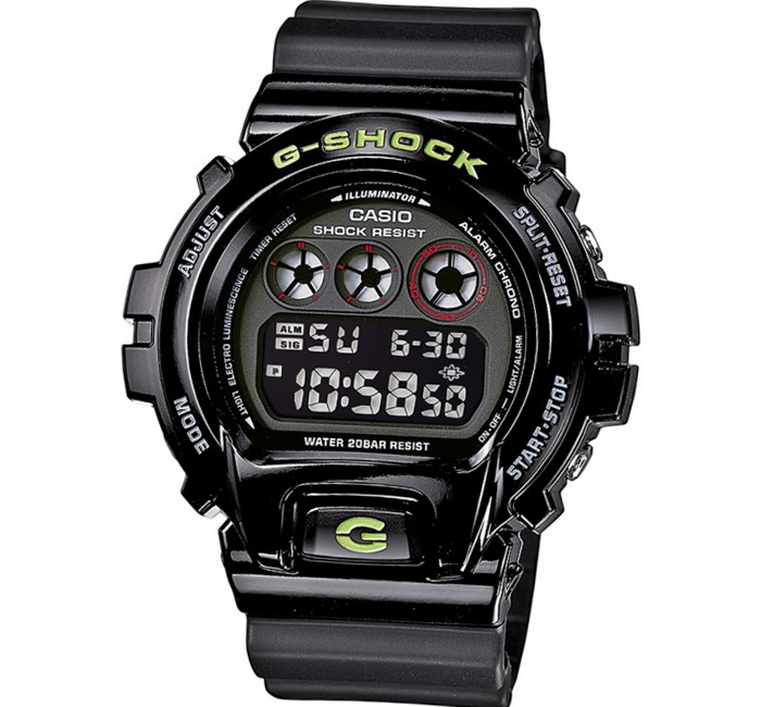 casio g shock dw 6900sn 1er homme japon tous montres. Black Bedroom Furniture Sets. Home Design Ideas