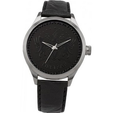 Ladies All Black Watch