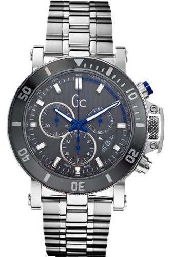GC X95005G5S 48mm Steel Bracelet   Case Synthetic Sapphire 94310ef96f