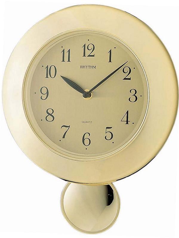 Rhythm Plastic Wall 4mp726ws18 Interior Clocks Japan All Watches