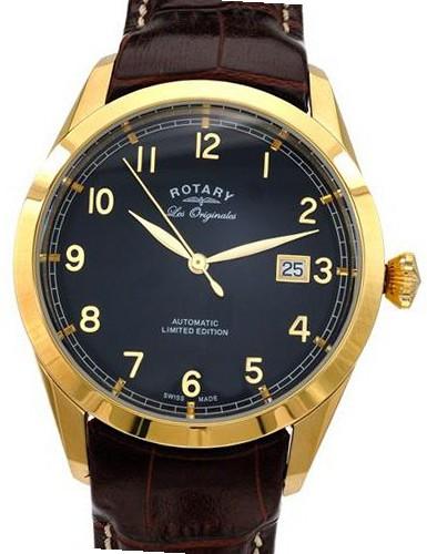 На протяжении многих лет rotary была уважаемым и важным членом часовой промышленности.