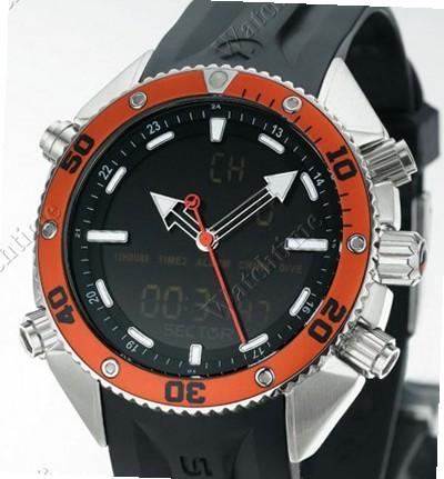 Sector marine dive master da uomo tutti gli orologi - Sector dive master ...