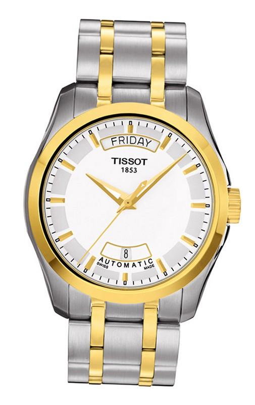 Tissot - T020317A - T0203171629700 - Unisex