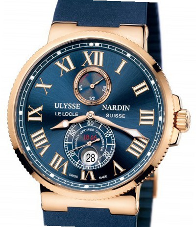 изучить часы ulysse nardin maxi marine chronometer 43mm советы