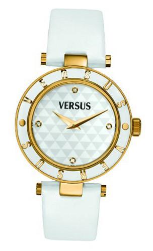 versus by versace logo whitegold todos los relojes